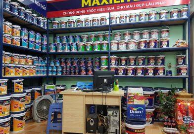 1 thùng sơn 18 lít Sơn được bao nhiêu m2, bằng bao nhiêu kg? 5 lít và 18 lít