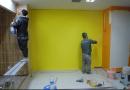 Thợ Thi công sơn nước TPHCM, Sài Gòn giá rẻ, uy tín, chất lượng