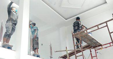 Thuê thợ sơn nhà giá rẻ tại hà nội chuyên nghiệp làm nhân công sơn nhà và trọn gói theo m2