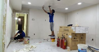 Giới thiệu đội thợ sơn nhà bả matit giá rẻ tại hà nội chuyên nghiệp