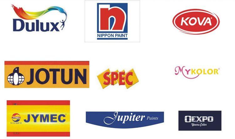 Giá 1 thùng sơn nước Dulux, Kova, Maxilite giá bao nhiêu 2021 Loại nhỏ và to 5 – 18 lít Tại Tphcm Sài Gòn
